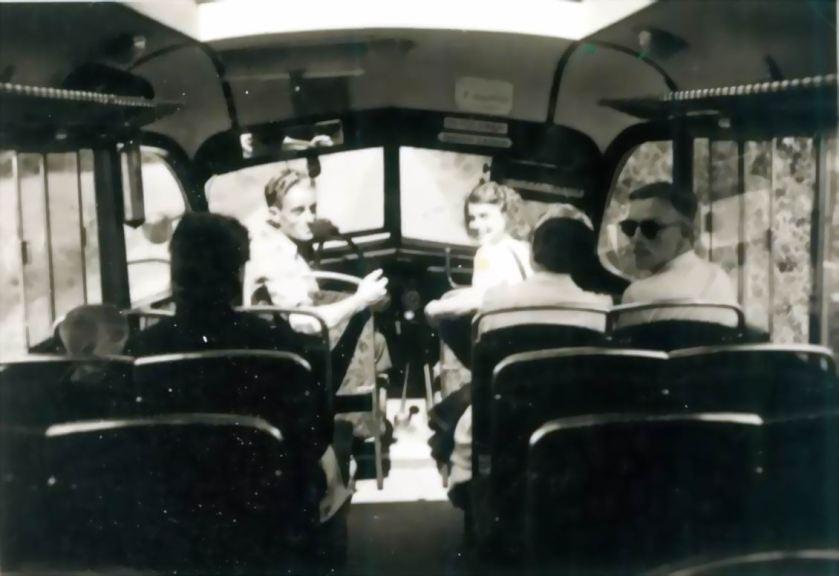 Scania Vabis Inside B-31864b