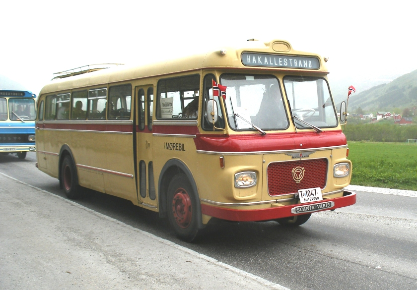 Scania-Vabis-Moerebil N