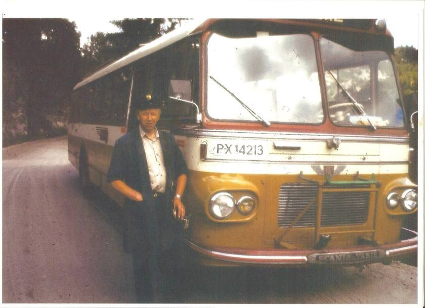 Scania Vabis T Knudsen Karosserifabrikk