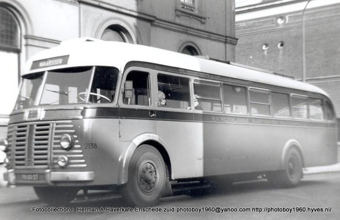 Scania Verheul NBM busdienst