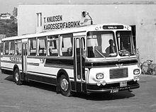T. Knudsen Karosserifabrikk. Fra Wikipedia