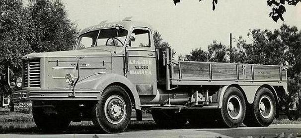 Trucks Kromhout 1-1