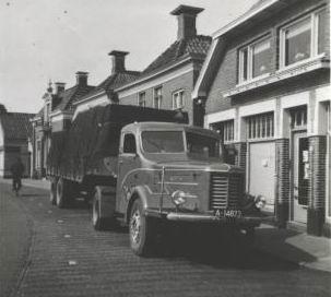Trucks KROMHOUT 1