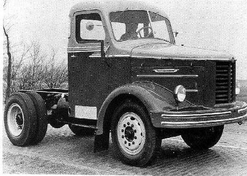 Trucks Kromhout 11