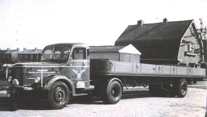 Trucks kromhout a1