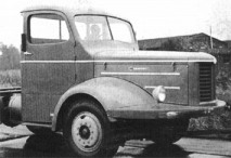 Trucks Kromhout Amsterdam Holland 1935-1961