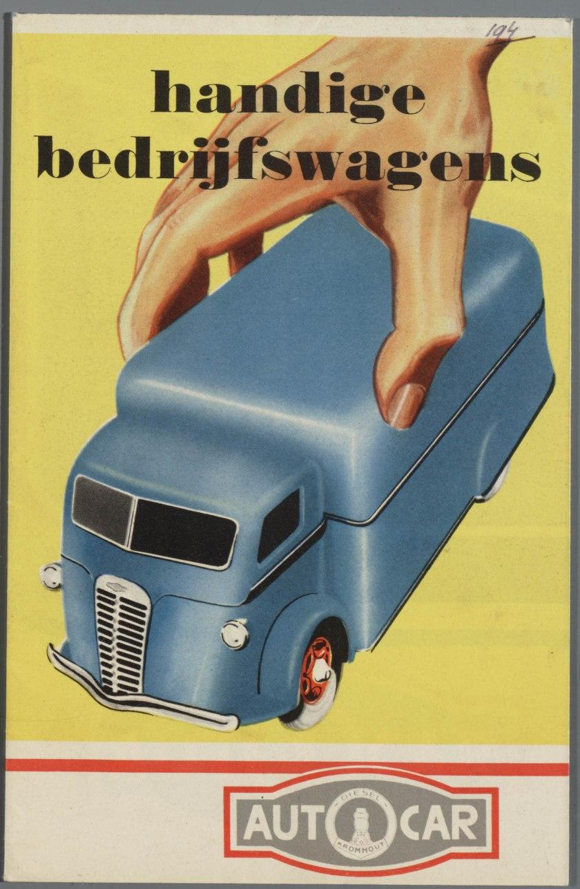 Trucks Kromhout Autocar (2)
