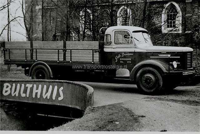 Trucks Kromhout Bronsema Stroobos