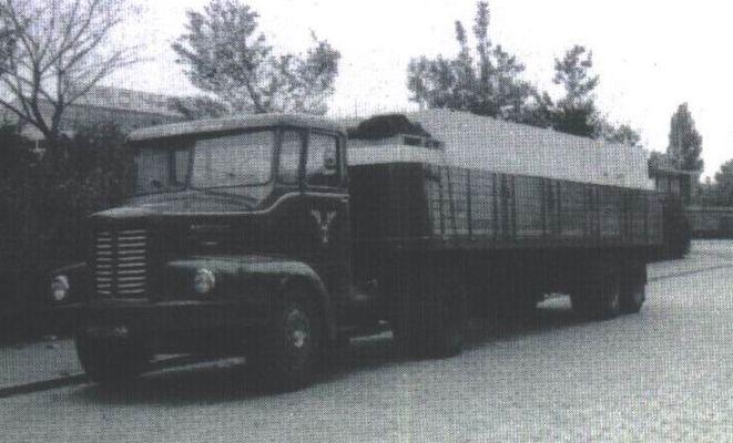 Trucks kromhout c1