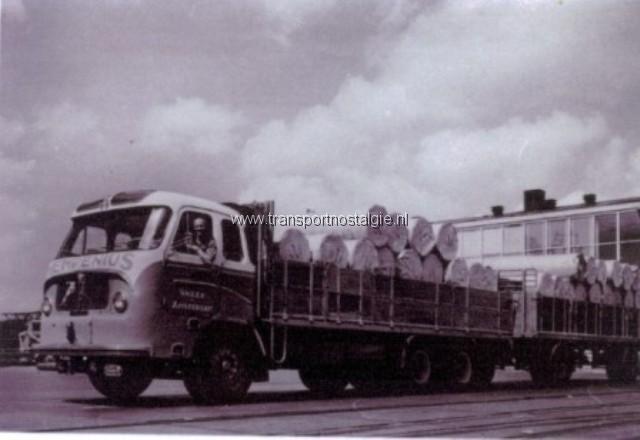 Trucks Kromhout Hempenius
