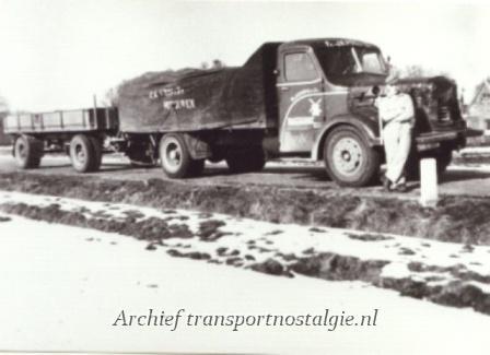 Trucks Kromhout JK Vos