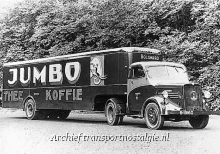 Trucks Kromhout Jumbo