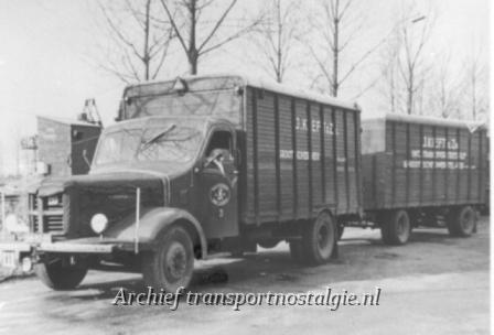 Trucks Kromhout Kieft