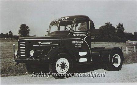 Trucks Kromhout Schotpoort Eerbeek
