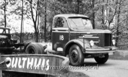 Trucks Kromhout Vato Veendam
