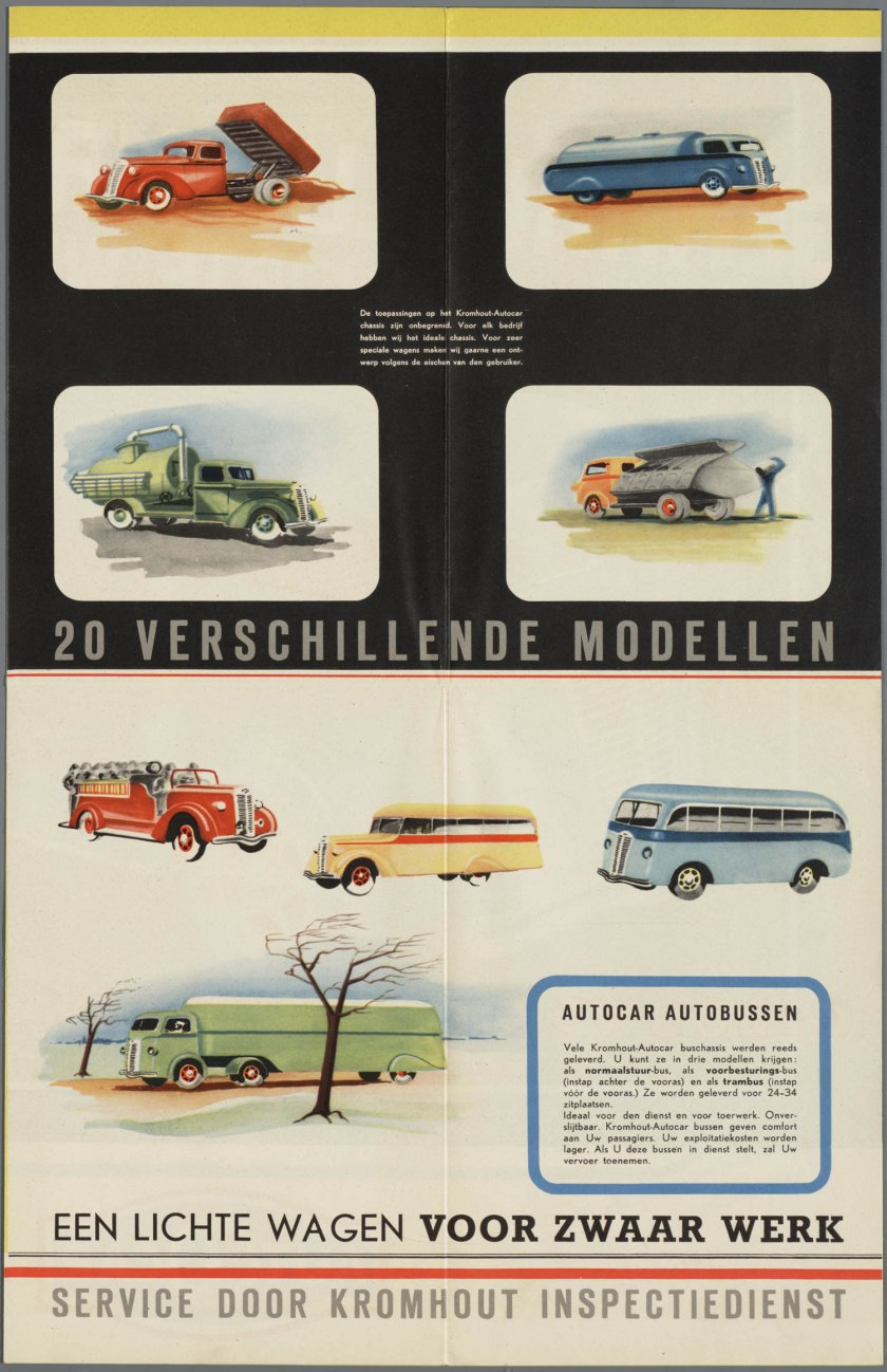 Trucks Kromhout