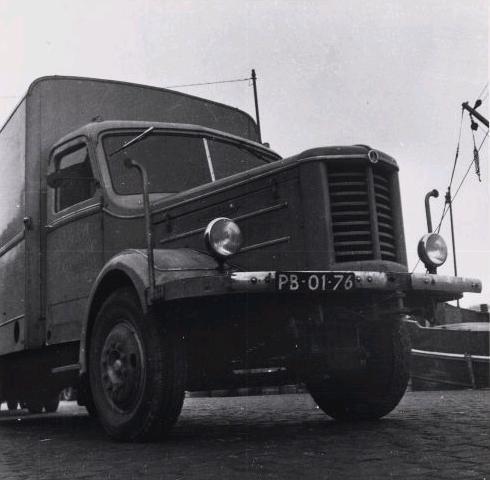 Trucks Kromhout_Van_Swieten NL