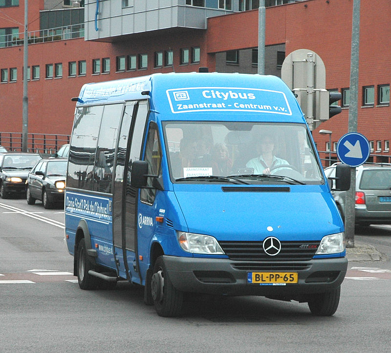 VDL Mercedes Benz Bus