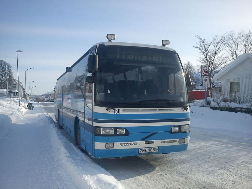 Volvo Carrus (troms bus)