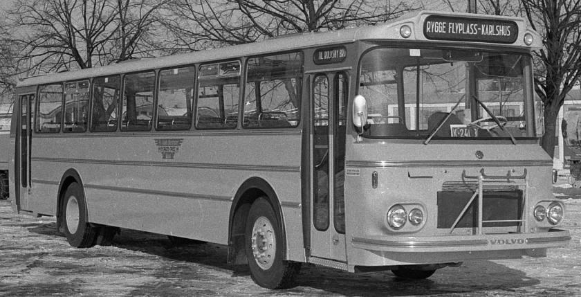 Volvo T Knudsen 1198ab