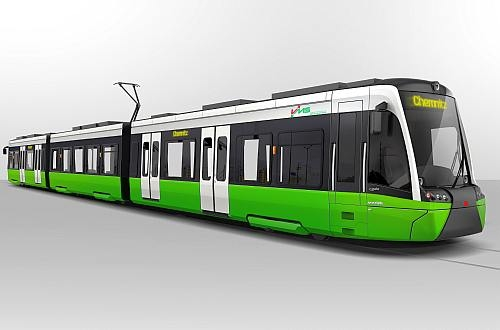 Vossloh to supply bi-mode tram-trains to Chemnitz