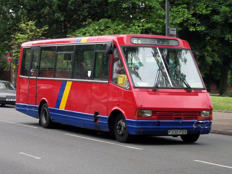 004 MCW Metrorider
