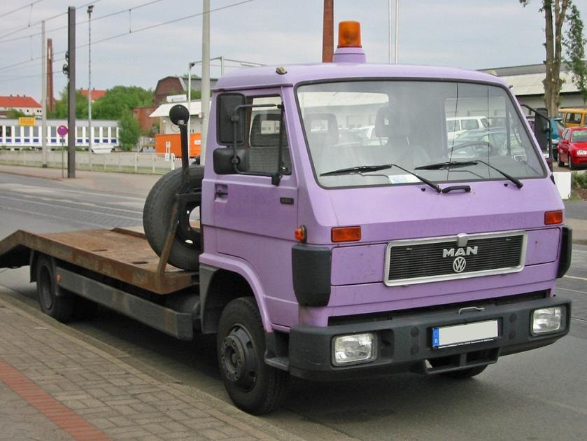 09 MAN G 90 (nach Facelift, 1987–1993)