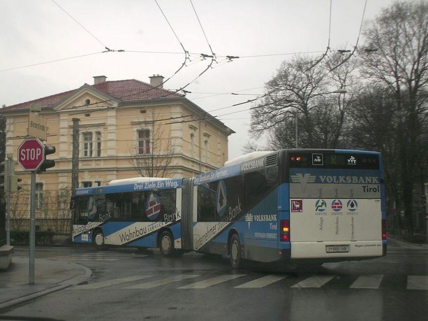 139 MAN A23 der Innsbrucker Verkehrsbetriebe