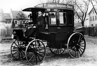 1895 Mercedes Omnibus