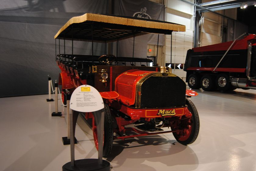 1901 Mack Brothers Motor Co