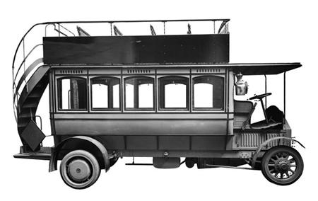 1902. The Milnes-Daimler model