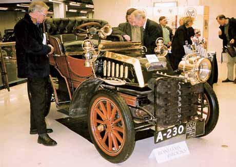 1904 Turner-miesse 10hp
