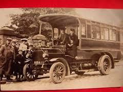 1905 GCR-Milnes-Daimler-Bus-in-Mottram-Hollingworth