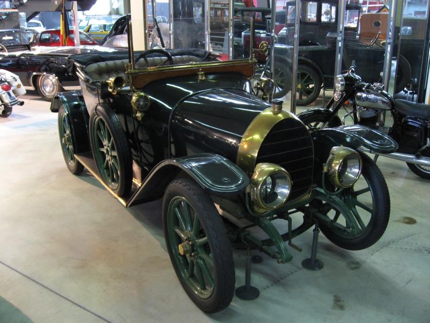 1910 Minerva WT 16 HP  4 cyl. – 2323 cc Hermes