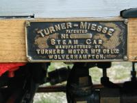 1910 Turner-Miesse steam car shield
