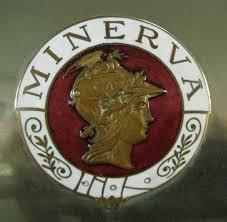 1911 Minerva images