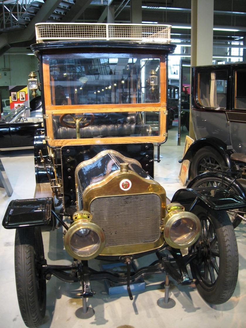 1911 Minerva  (Minerva X) – 26 HP – 4 cyl. – 4084 cc