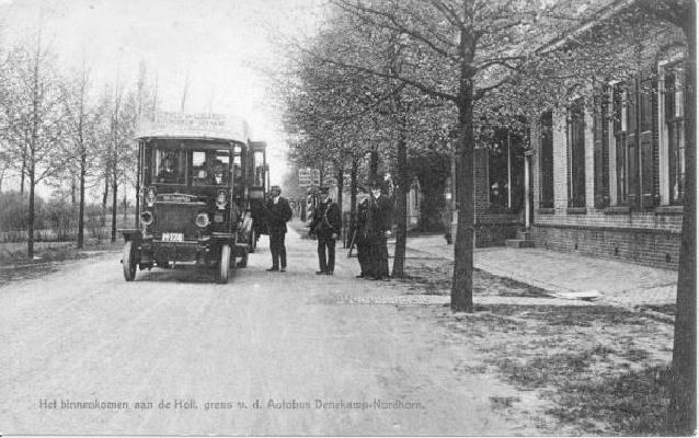 1912 Mannesman Mulag Büssing