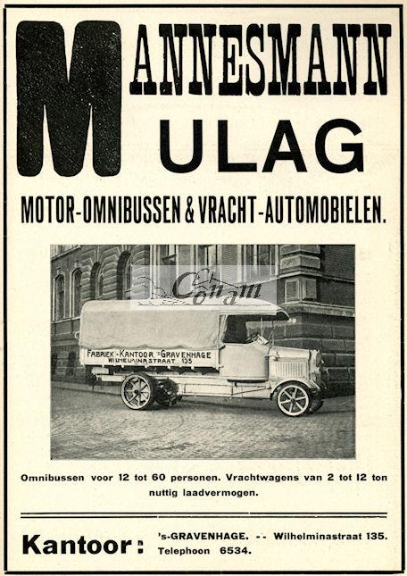 1913 Mannesmann