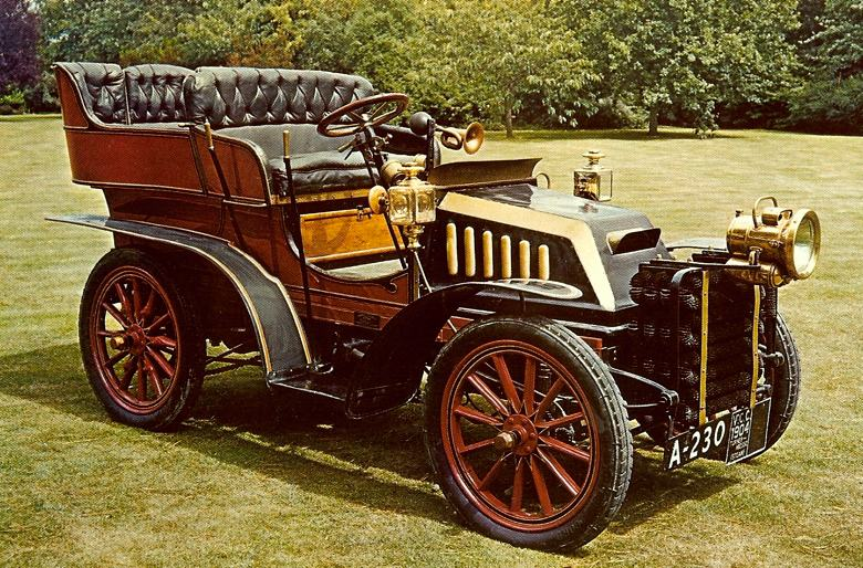 1913 Turner Ten Sporting Tourer