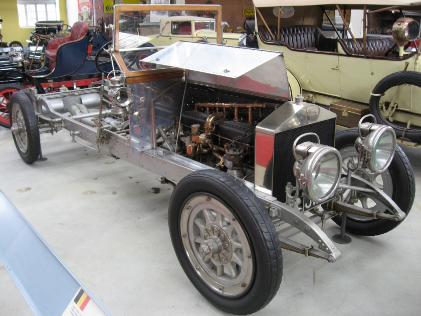 1914 Minerva 18 HP Type KK