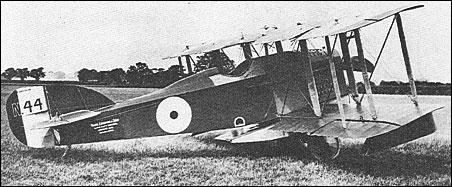 1917 Mann Egerton Type H