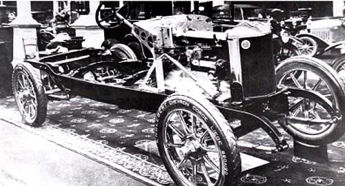 1920-23 Miesse Type H