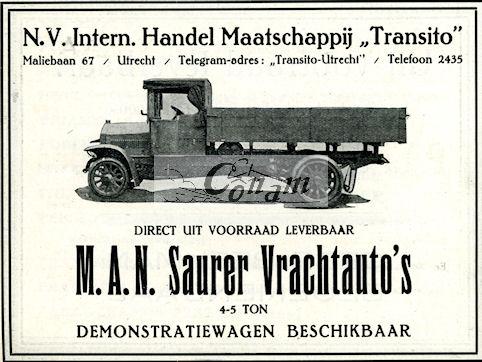 1920 MAN-saurer