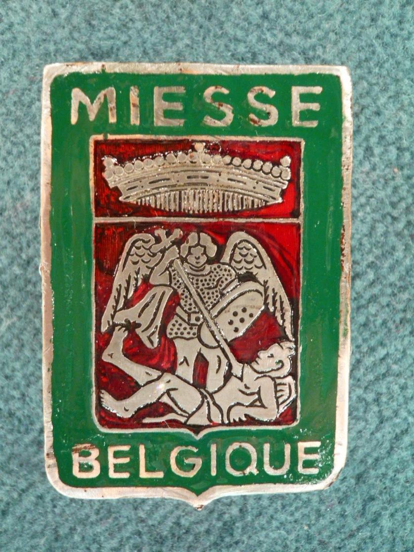 1920 MIESSE BELGE BELGIQUE vintage bus oldtimer