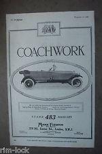 1920 Rolls-Royce with Mann Egerton