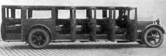 1922 MAN tipo 3TN