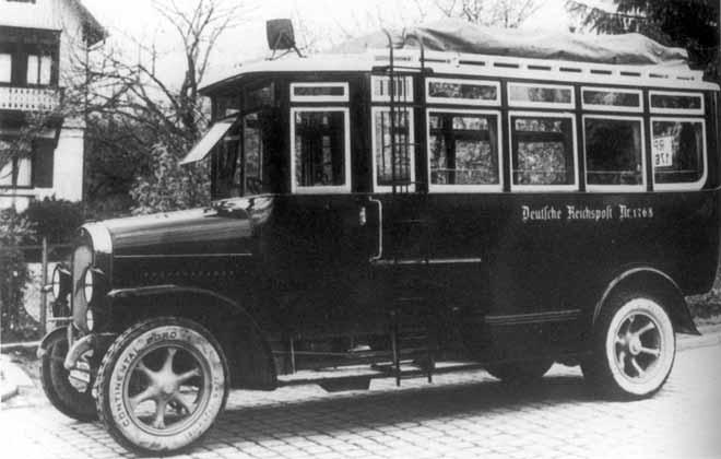 1923 Magirus
