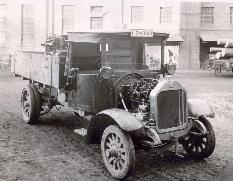 1924 MAN Augsburg