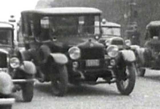 1924 Minerva Coupe Chauffeur